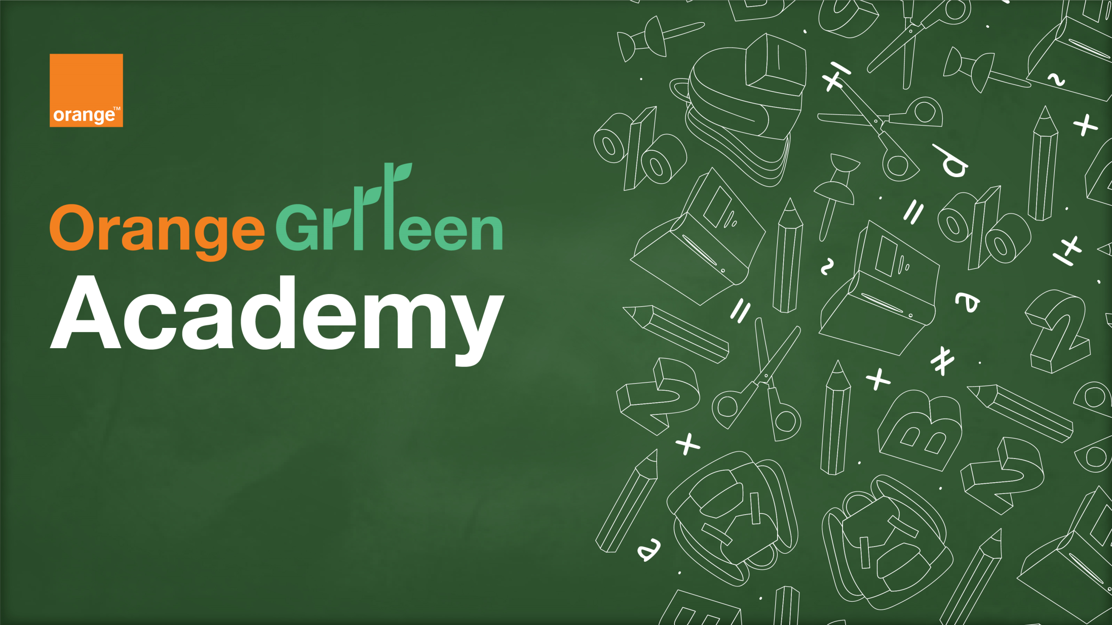 Orange Green Academy – Training of Trainers on waste and chemicals management& circular economy